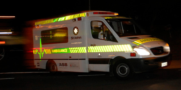 Five ambulances were sent to the scene of the accident to deal with the injured. Photo / File