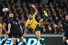 Quade Cooper is set to be employed as a second-half