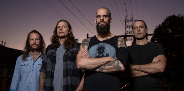 Baroness will play Auckland's Studio on December 5.