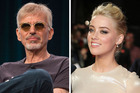 Billy Bob Thornton has addressed rumours he had an affair with Amber Heard, calling them 'Johnny Depp's fantasy'. Photo / AP