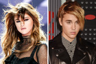 Selena Gomez and Justin Bieber have had it out in Instagram comments. Photo / AP