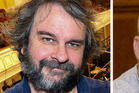 Sir Peter Jackson and Making A Murderer's Steven Avery, now aged 53. Photo (right) / AP
