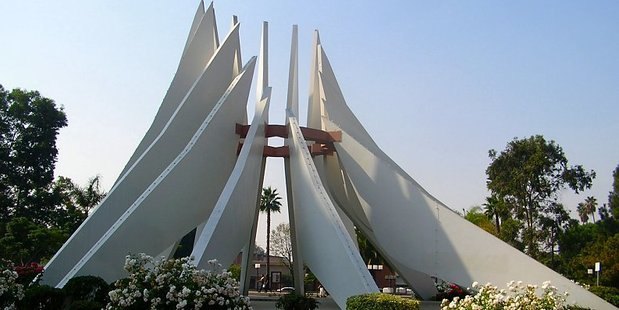 The Martin Luther King Monument in Compton. Photo / Wikimedia Commons