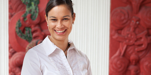 Erena Wikaire, winner of the rose Hellaby Scholarship, is studying how traditional Māori healing methods can be used to improve Māori health outcomes. Photo / Supplied.