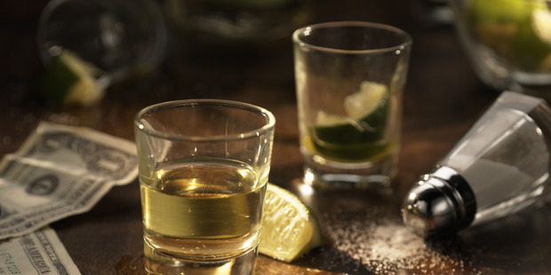 The couple had been drinking tequila shots before the incident. Photo / Getty Images