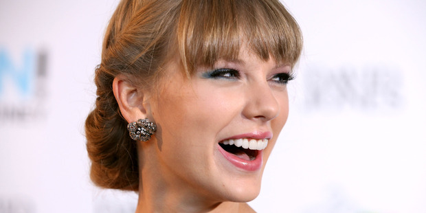 Taylor Swift at the ARIA Awards in Sydney, Australia. Photo / Getty