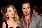 Actors Amber Heard and Johnny Depp have finalised their divorce. Photo / Getty Images
