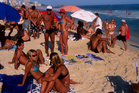 Ipanema Beach is the place to be on a sunny day in Rio. Photo / Getty Images