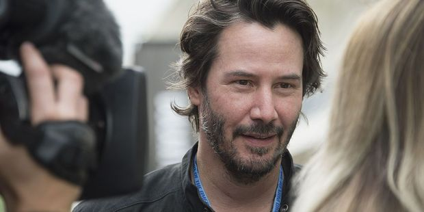 Keanu Reeves is a Canadian actor. Photo / Getty Images