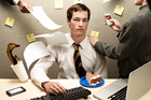 Communication is the key to alleviating workplace annoyances. Picture / Getty Images