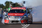 Rick Kelly during the Townsville 400. Photo / Getty Images