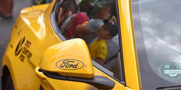 To complete its push for self-driving cars, Ford plans to double its number of employees. Photo / Getty Images