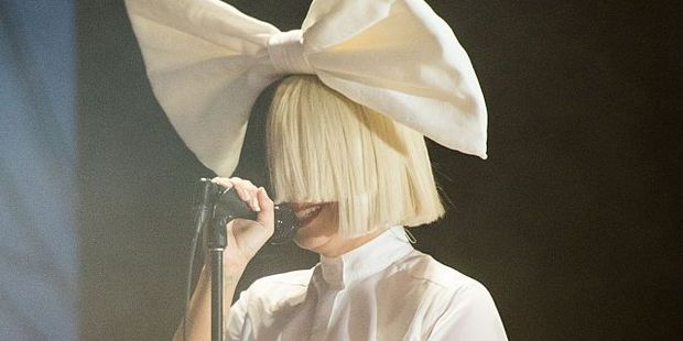 A group of concertgoers who attended Sia's show earlier this month are filing a class-action lawsuit against her for around $US 2 million. Photo / Getty Images