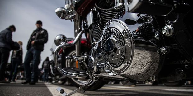 Harley-Davidson will settle a complaint over racing tuners that caused its motorcycles to emit higher-than-allowed levels of air pollution. Photo / Getty Images