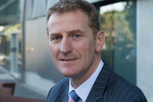 Andrew Hampton, Director of the Government Communications Security Bureau (GCSB). Photo / Mark Mitchell
