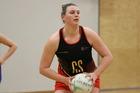 Elsa Brown at GS for Uni Premier.  Photo /  Alex Woods.