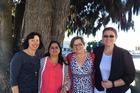 Nicky Wilkins, Sonia Pathak, Angela Warren-Clark and Kylie Mckee. Photo/Supplied