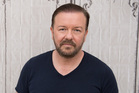 Ricky Gervais on fame, trolls and why we all have a little David Brent inside us. Photo / Getty Images