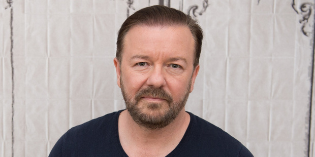 Loading Ricky Gervais on fame, trolls and why we all have a little David Brent inside us. Photo / Getty Images