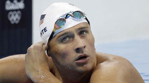 Cab driver may have been involved in Ryan Lochte robbery, report says