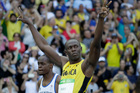 Jamaica's Usain Bolt is aiming to race for an historic third straight Olympic gold medal in the men's 100m sprint on Monday afternoon. Photo / AP