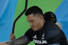 Sonny Bill Williams looks dejected as he leaves the field injured during New Zealand's match against Japan at the 2016 Rio Olympics. Photo / AP