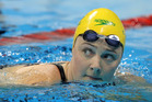 Australia's Cate Campbell. Photo / AP