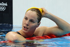 Australian swimmer Cate Campbell labelled her performance
