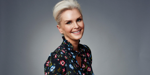 Kylie Bax, Kiwi Living presenter. Photo / Scott McAulay