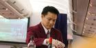 Thai Airways. Photo / Chung Lun Chiang