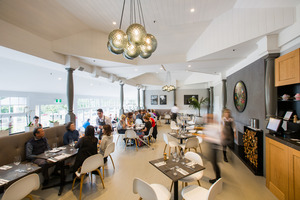 Brunch review: Cornwall Park Bistro, Cornwall Park