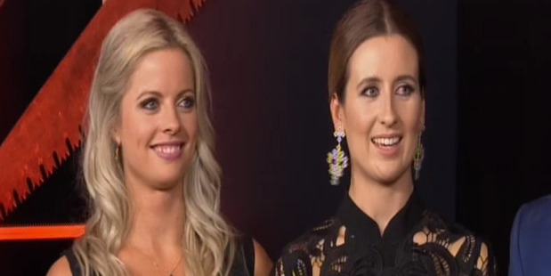 Emma and Courtney's house got snapped up by the same person that bought Sam and Emmett's house. Photo / TV3