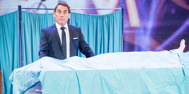 Jason Gunn hosts You're Back in the Room NZ coming to TV2.