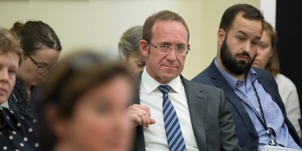 "Porirua Mayor Nick Leggett says Andrew Little's comments about him are a ""sad day"" for the Labour Party. Photo supplied"