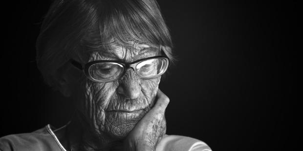 Brunhilde Pomsel, former secretary to Joseph Goebbels and star of new documentary film A German Life. Photo / Blackbox Film