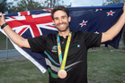 Let's celebrate the success of Bay Olympians, including Sam Meech, with a ticker tape parade. PHOTO/PHOTOSPORT