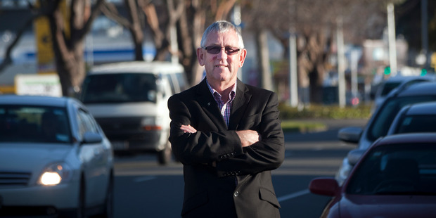 Former Trustpower community relations manager Graeme Purches is running for the Tauranga City Council mayoralty. PHOTO/ANDREW WARNER