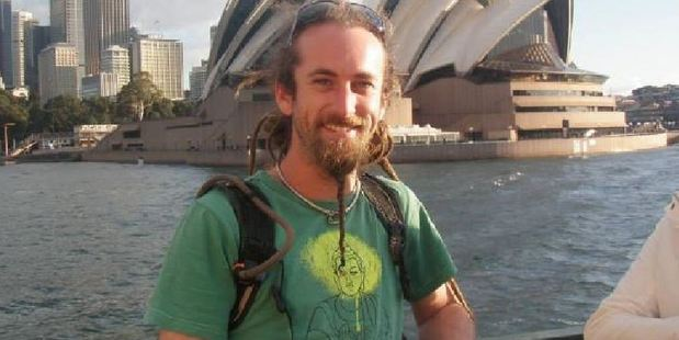 David Taylor, who has been held in Bali over the death of a Balinese policeman, pictured in Sydney. Photo / Supplied