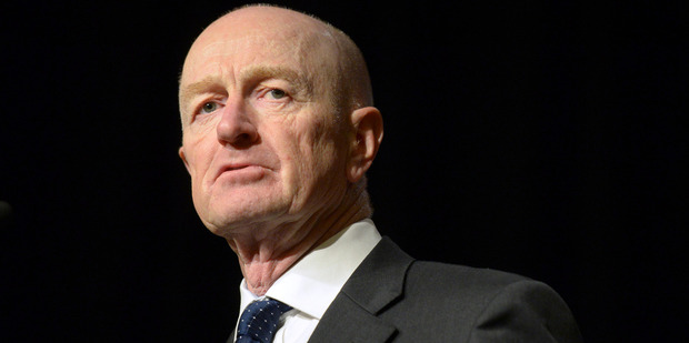 Reserve Bank Australia governor Glenn Stevens has weighed into the debate about foreign capital, saying there needs to be consideration about what type of investment Australia wants. Photo / Bloomberg