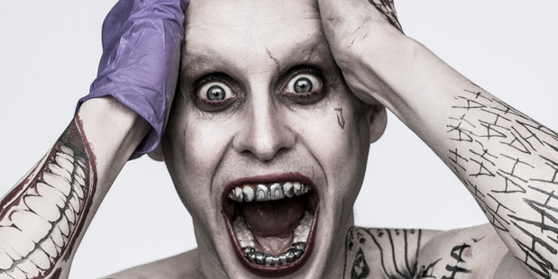 """Leto says """"f**k 'em"""" to Warner Brothers. Picture / Roadshow Pictures"""