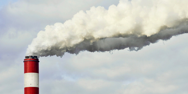 """The foundation said these businesses had purchased the most """"hot air"""" carbon credits - which have no environmental value - between 2013 and 2014. Photo / Bloomberg"""