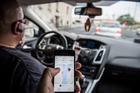 In London, Uber won a suit against Transport for London over the use of its app as a taxi meter. Photo / File