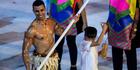 Pita Taufatofua's well-oiled torso has introduced the world to Tonga. Photo / AP