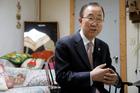 U.N. Secretary-General Ban Ki-moon. Photo / AP