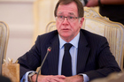 Foreign Affairs Minister Murray McCully has met with his Russian counterpart in Moscow. Photo / AP