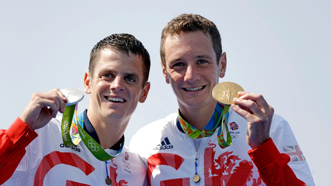 Brownlees make men's Olympic triathlon a family affair