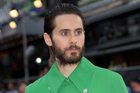Actor Jared Leto is set to star in the upcoming Blade Runner movie. Photo / AP