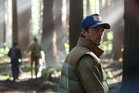 Karl Urban in a scene from Pete's Dragon. Picture / Disney