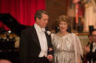 Hugh Grant with Meryl Streep in Florence Foster Jenkins. Photo / AP