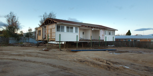 A BayTrust grant will help Rotorua Hospice with its new building.  Photo/File